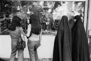 Iranian women before 1979 - They were free to choose their own outfit زنان ایرانی تا قبل از انقلاب ٥٧ که آزاد بودند پوشش خود را انتخاب کنند