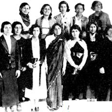 First_Iranian_women_university