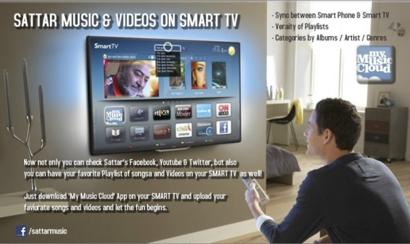 Sattar Smart TV Flyer